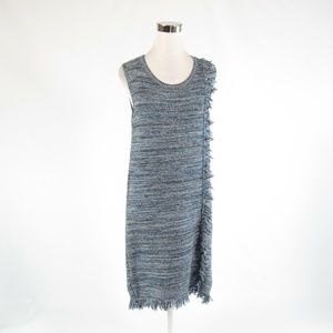 Blue HOLDING HORSES sweater dress S